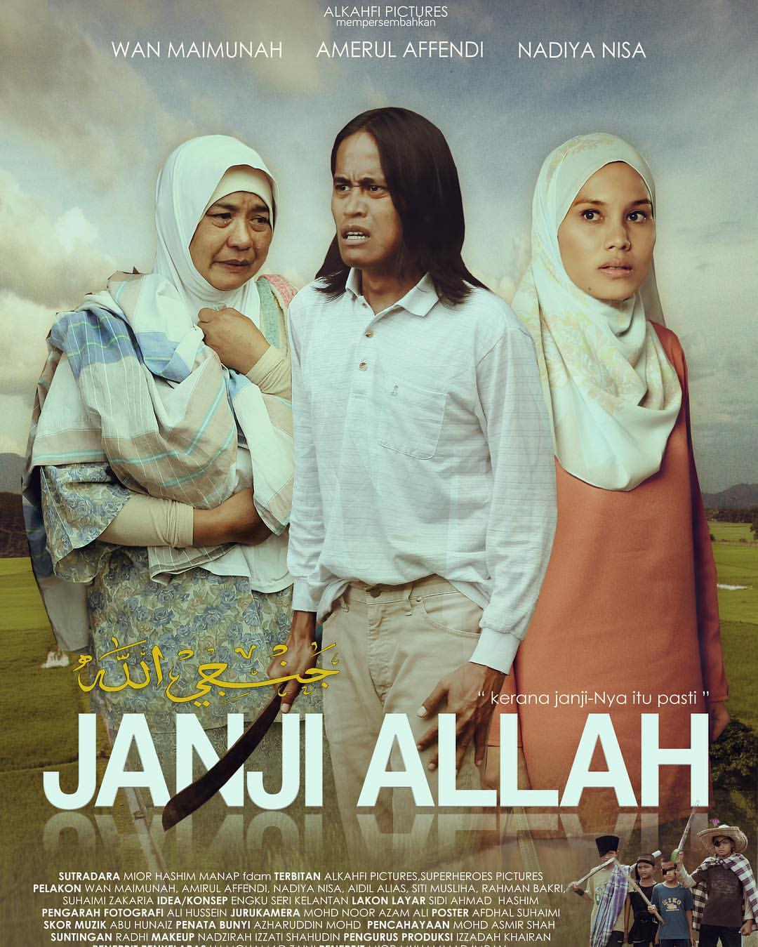 Janji Allah (TV1)