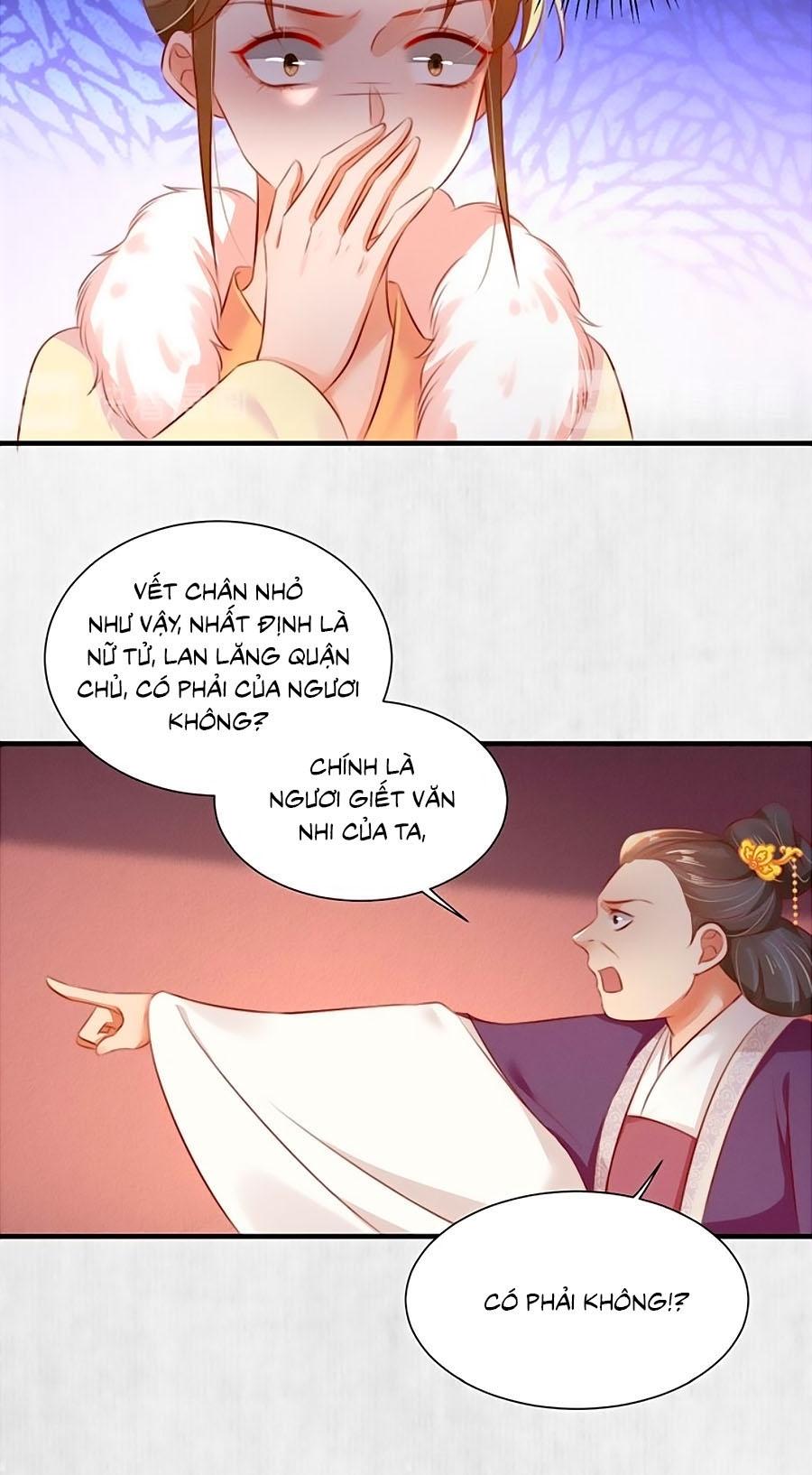 Hoạn Phi Hoàn Triều Chapter 78 - Trang 17