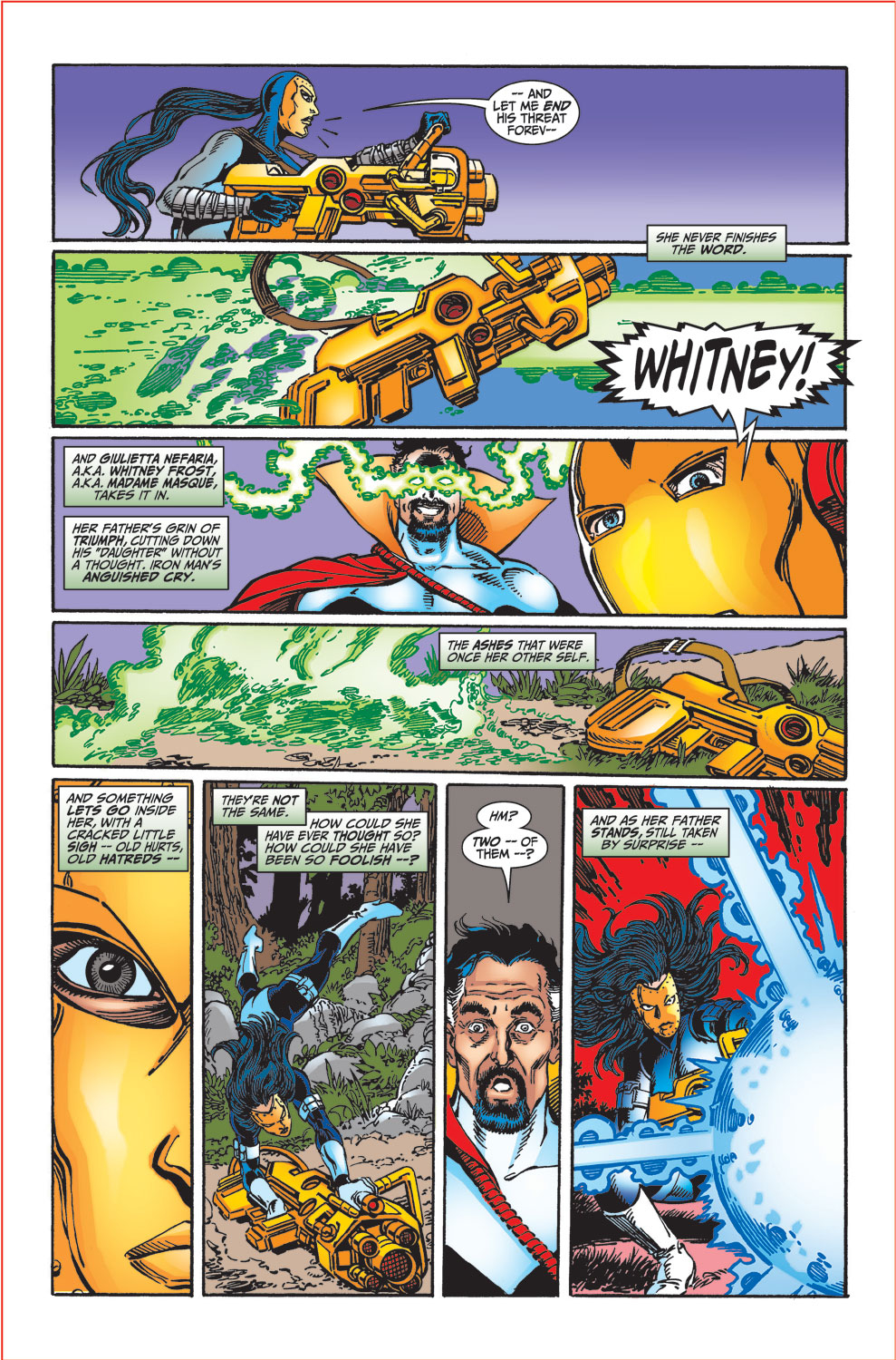 Read online Avengers (1998) comic -  Issue #34 - 20