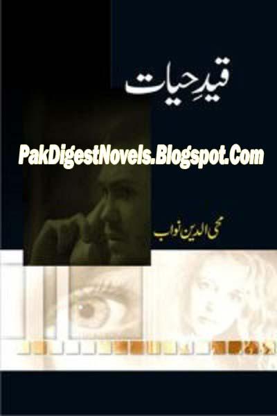 Qaid E Hayat Novel By Mohiuddin Nawab Pdf Free Download