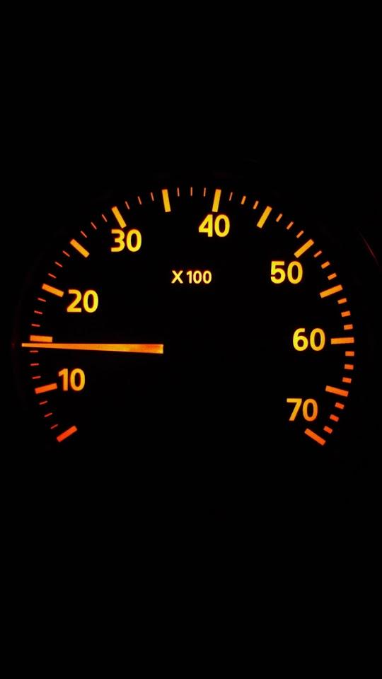 Calm Racer Speedometer  Galaxy Note HD Wallpaper