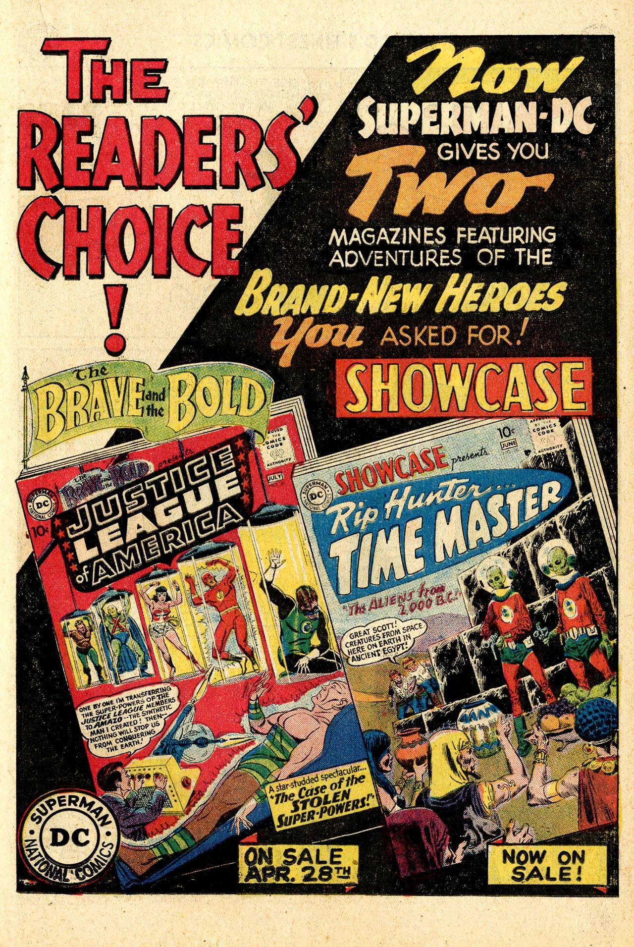 Read online World's Finest Comics comic -  Issue #110 - 15