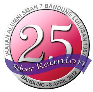 Reuni Perak Alumni Sman 7 Bandung Lulusan 1987