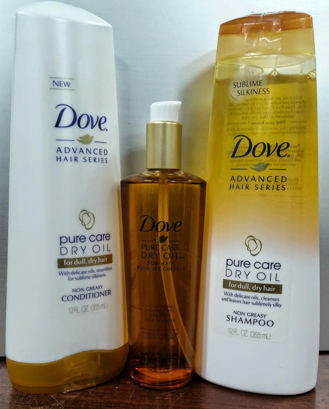 Join the Dove Hair Silky Hair Dare