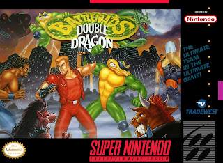 Baixar Battletoads Double Dragon (Br) [ SNES ]