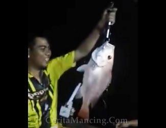 BFC Mantab Angler Batam Strike Ikan Merah