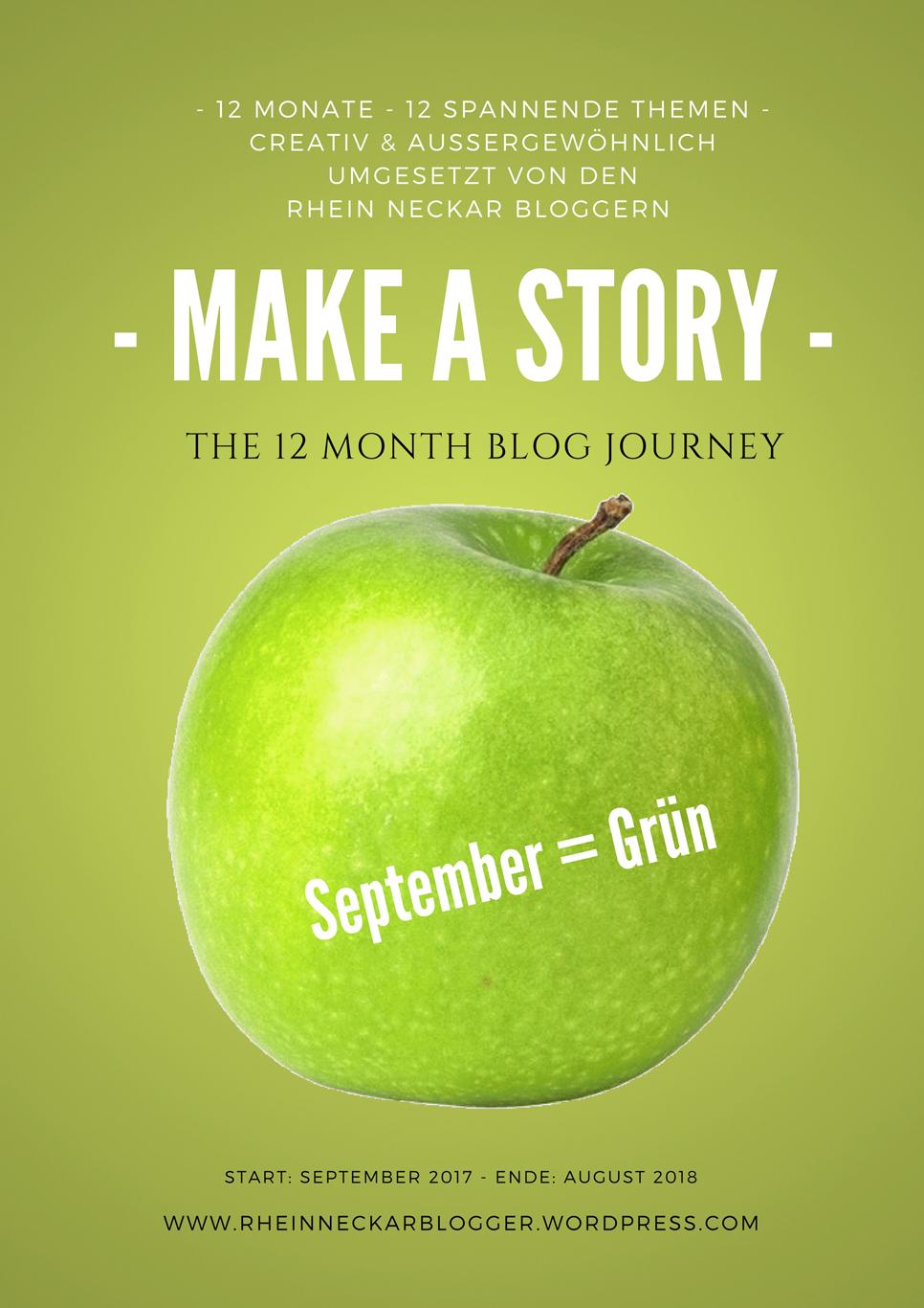 Make a Story - Rhein Neckar Blogger