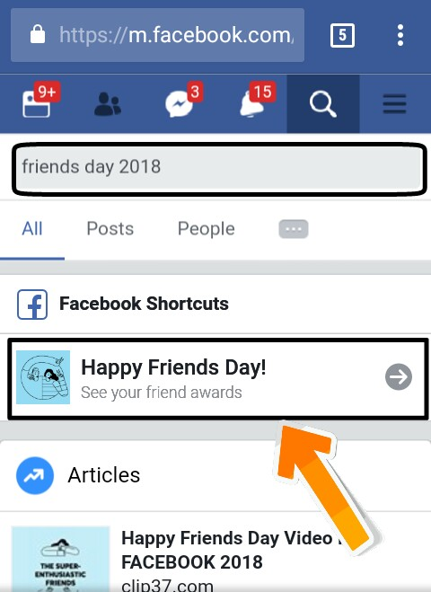 Facebook-Friends-Day-Video-Kaise-Banaye