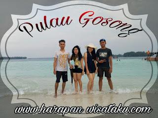 Trip Pulau Seribu Bersama Keluarga