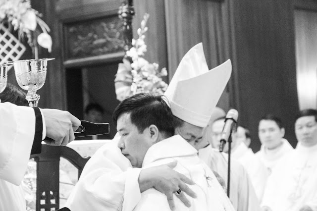 Lễ truyền chức Phó tế và Linh mục tại Giáo phận Lạng Sơn Cao Bằng 27.12.2017 - Ảnh minh hoạ 165
