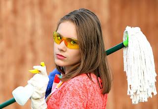 Faire le ménage peut vous tuer