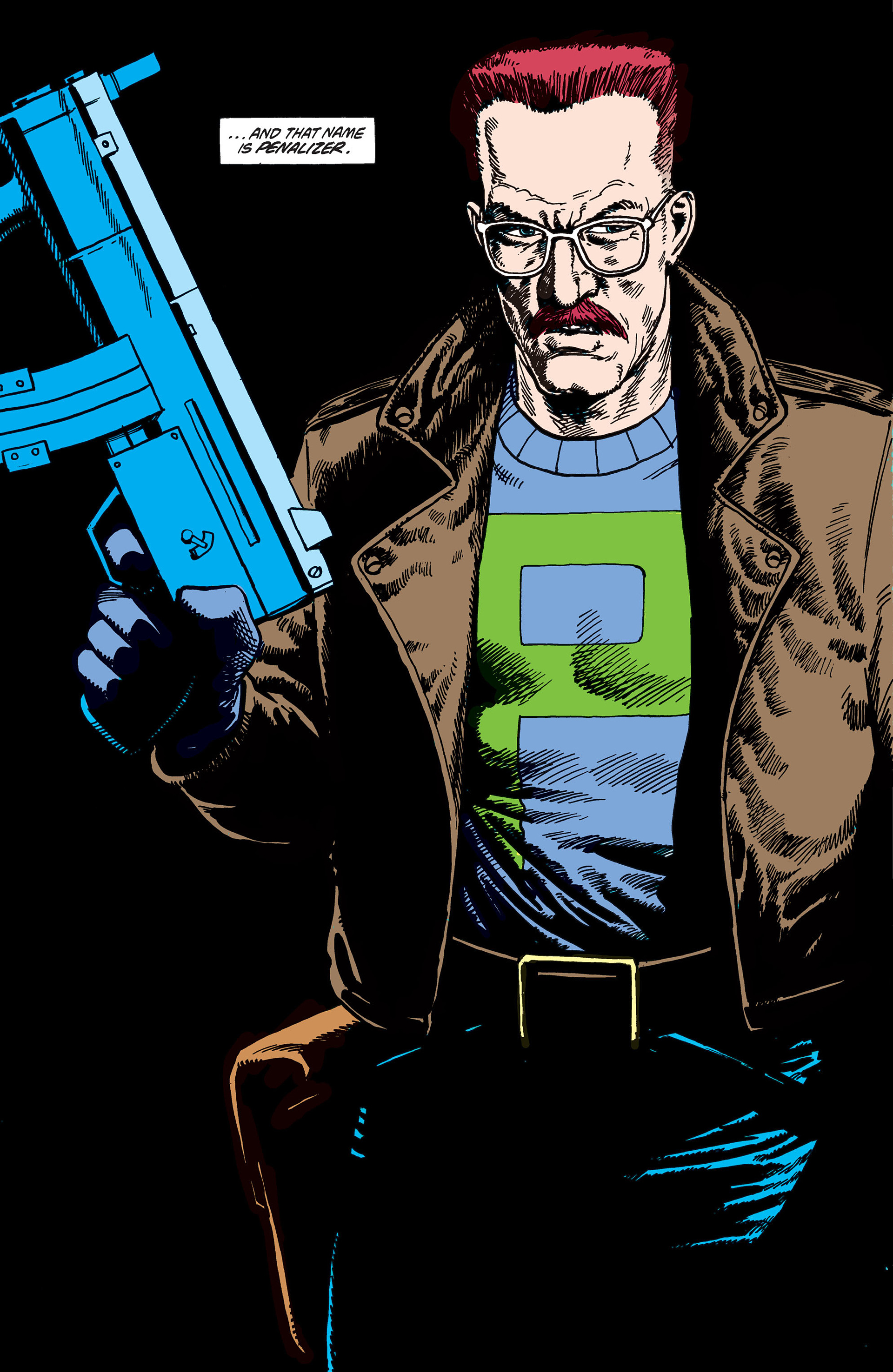 Read online Animal Man (1988) comic -  Issue #45 - 23