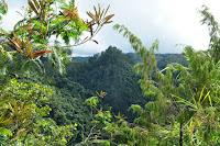 Montagnes autour d'Ocoa