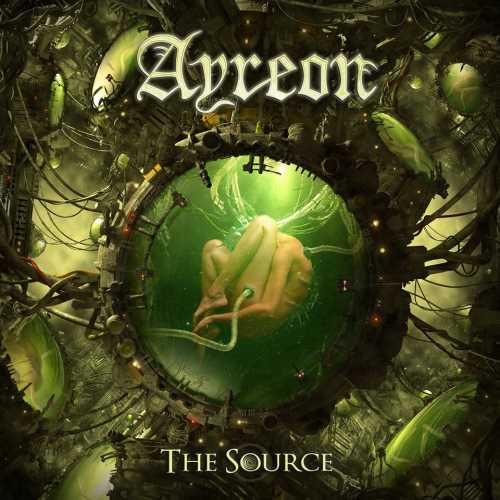 AYREON: Τίτλος και εξώφυλλο του επερχόμενου album
