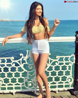 Alanna Panday Super Stunning Celebrity Kids Model Stunning Bikini Pics August 2018 ~ .xyz Exclusive 009.jpg