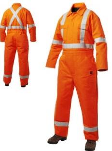 Pakaian kerja lapanagan sebagai jenis alat pelindung diri untuk keselamatan kerja