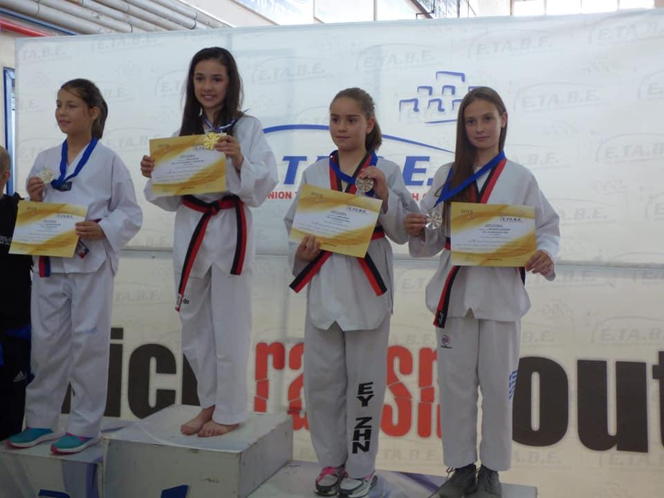Ολοκληρώθηκε το 2ο Προκριματικό πρωτάθλημα της Ένωσης Tae Κwon Do Βορείου Ελλάδας