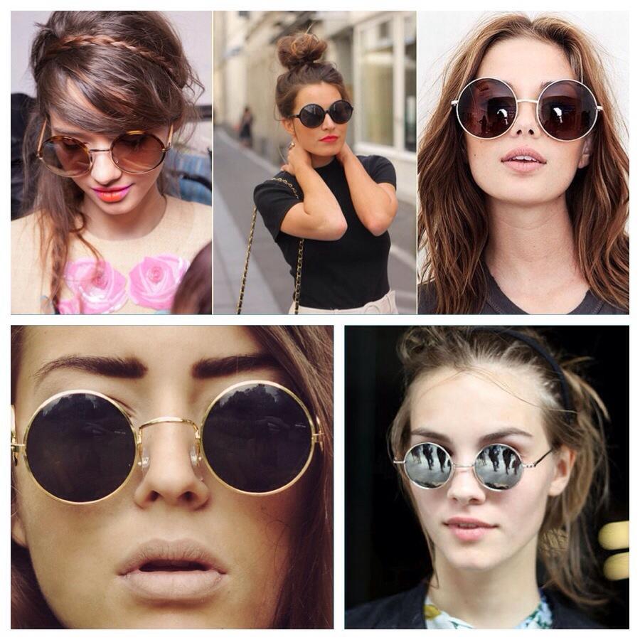 7e5dd2d83f8b4 Um estilo que apesar de não se adaptar a qualquer tipo de rosto, estará  bastante na moda neste verão, sendo uma das tendências em óculos de sol  para 2016.