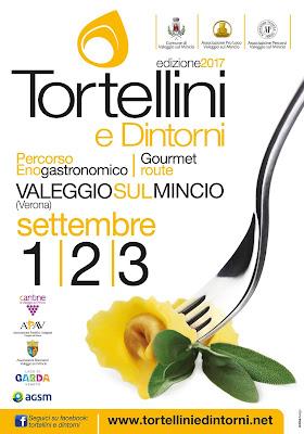 Tortellini e Dintorni 1-2-3 settembre Valeggio sul Mincio (VR)