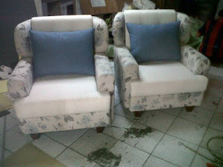 service sofa single di bekasi