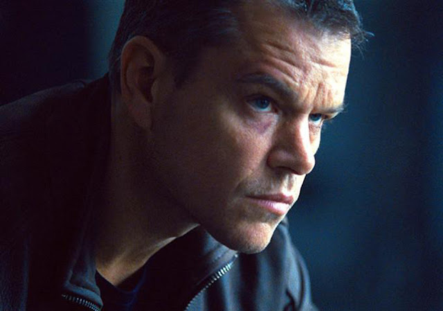 Matt Damon is Back as 'Jason Bourne' in First Trailer and Poster