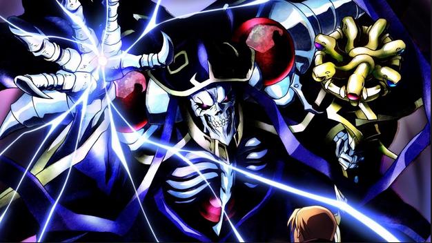 Makhluk Terkuat Penjaga Lantai/Guardian Floor Di Nazarick Di Dalam Anime Overlord