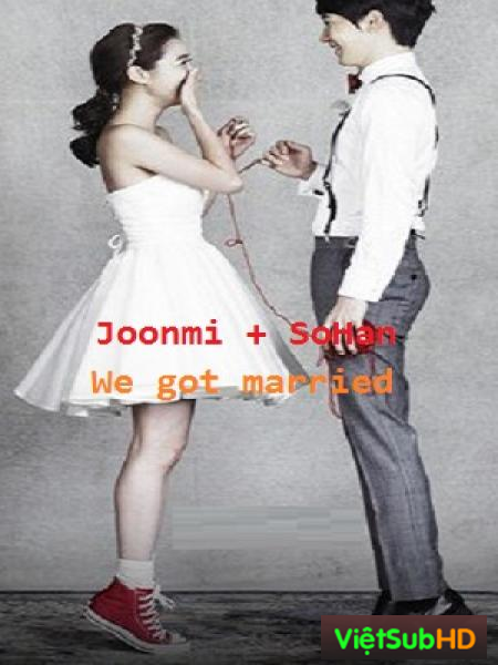 We got married - Joonmi & Sohan