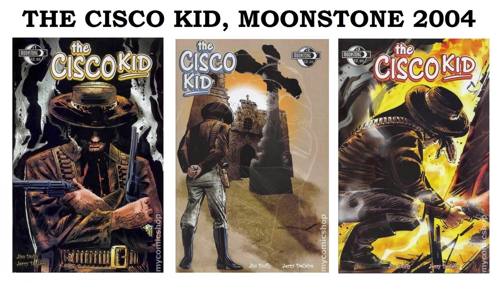 Aquellos inolvidables tebeos...: Cisco Kid completo por Mapanare.