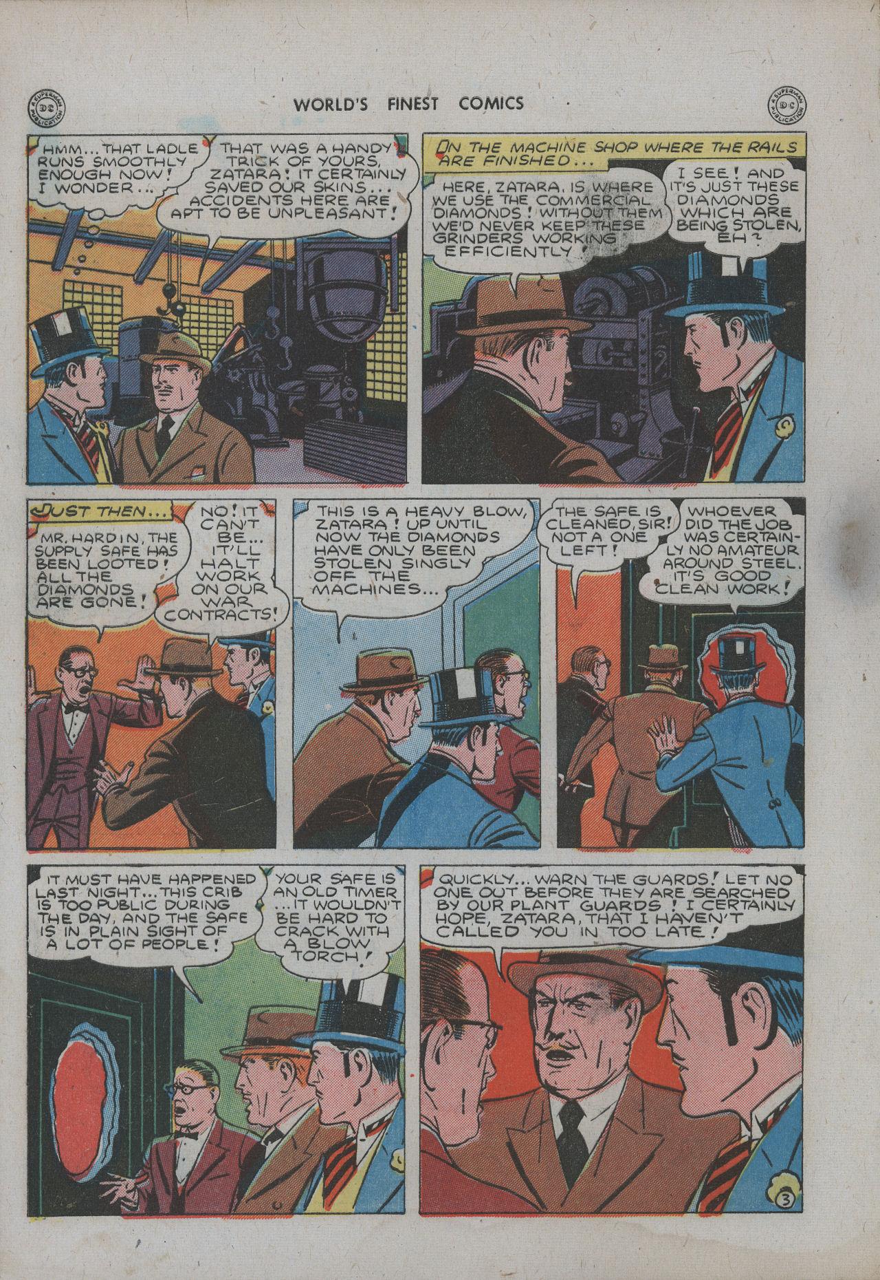 Read online World's Finest Comics comic -  Issue #15 - 29