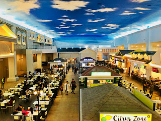 Food Central at J Centre Mall - Mandaue City, Cebu