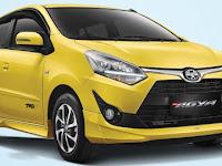 Kupas Tuntas Toyota Agya Tipe Tertinggi TRD S