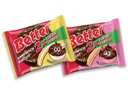 Biskuitkemasan:  Biskuit Better: Biskuit Better