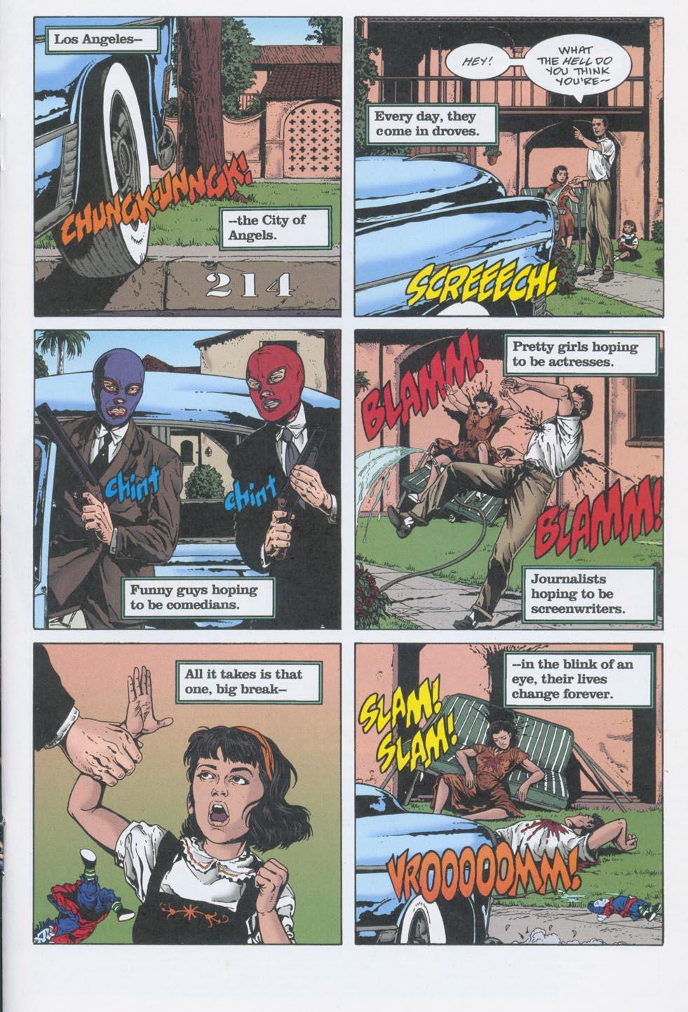 Read online American Century comic -  Issue #6 - 2