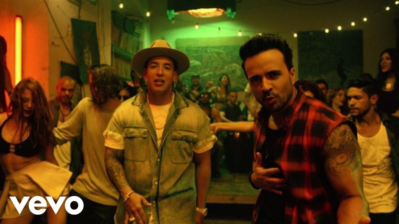 Despacito Lyrics - Luis Fonsi ft Daddy Yankee - Viral Video marketing