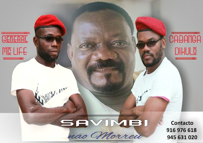 General Mc Life Feat. Cabanga Dikulo - Savimbi Nao Morreu - (Raigue) (Download) Mp3