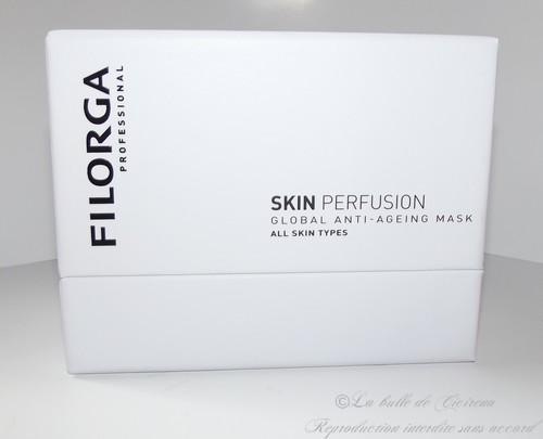 skin perfusion, Filorga
