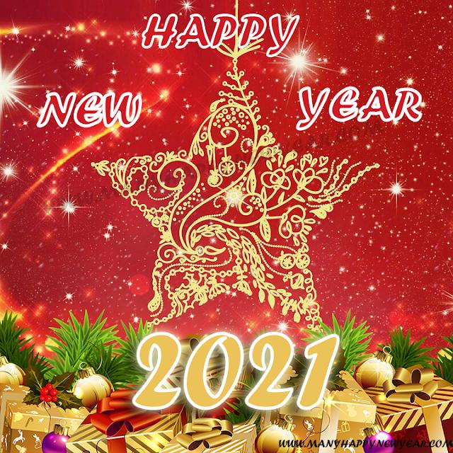 Happy new Year 2021 walls