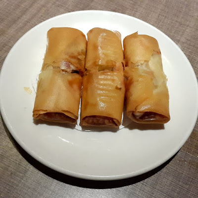 Paradise Dynasty Vegetable Spring Rolls