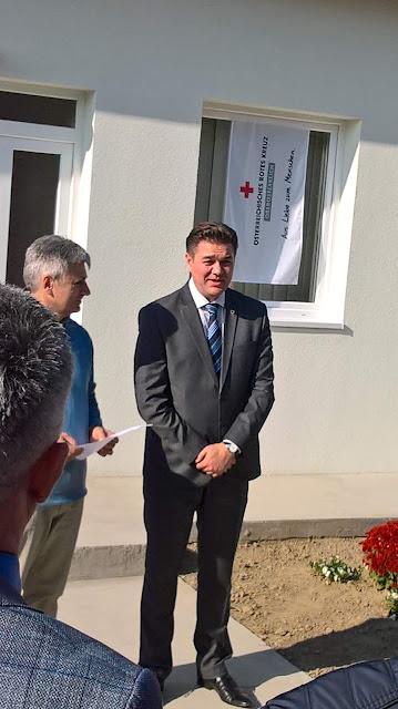 Dejan Ukropina, predsednik Crvenog krsta Vojvodine