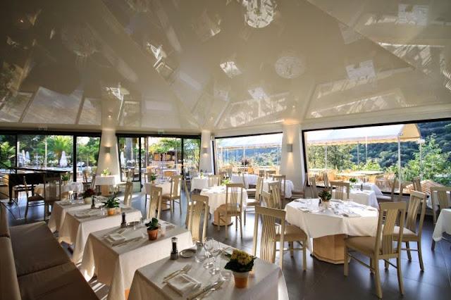 Restaurant de l'hôtel Eden Park