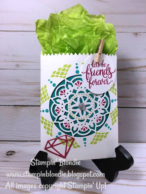 Stampin' Up Display Stamper Audition
