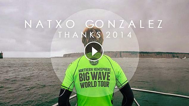 NATXO GONZALEZ - THANKS 2014