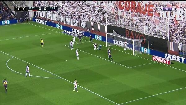 Live : Barcelona vs Rayo Vallecano match en direct du samedi 09 mars 2019