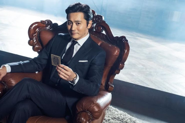 First Impressions Suits Korean drama Jang Dong Gun