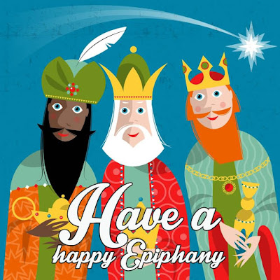 Happy Three Kings