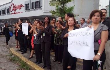 SITRAIPA · Inicia lucha por la Equiparación Salarial de los Docentes del IPA