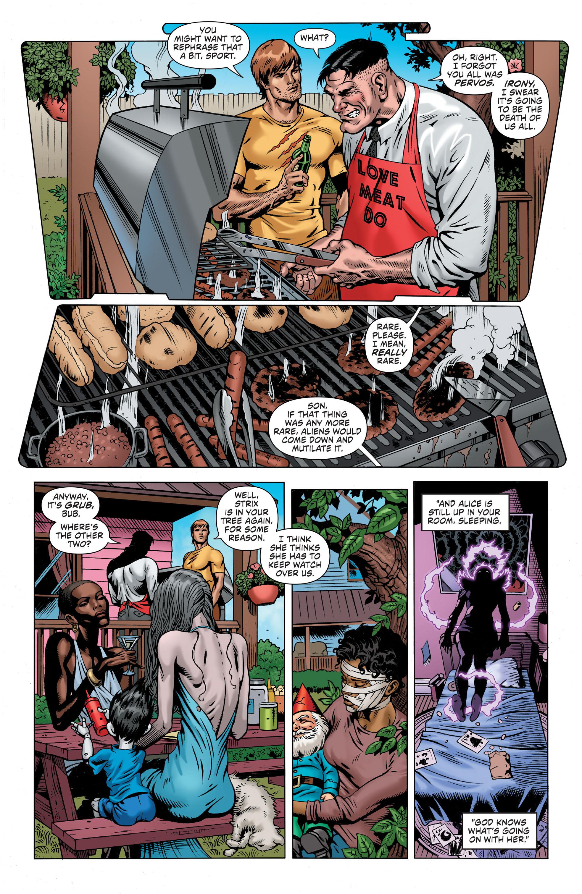 Read online Secret Six (2015) comic -  Issue #5 - 5