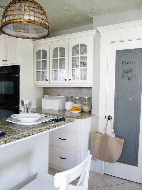 Updated Farmhouse Kitchen The Wicker House