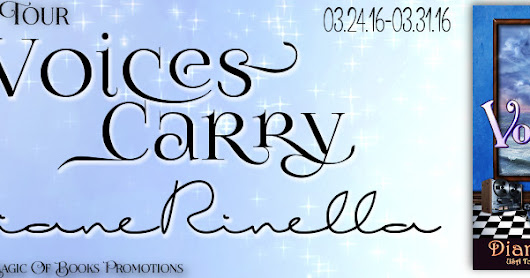 Review/Promo Tour: VOICES CARRY by Diane Rinella