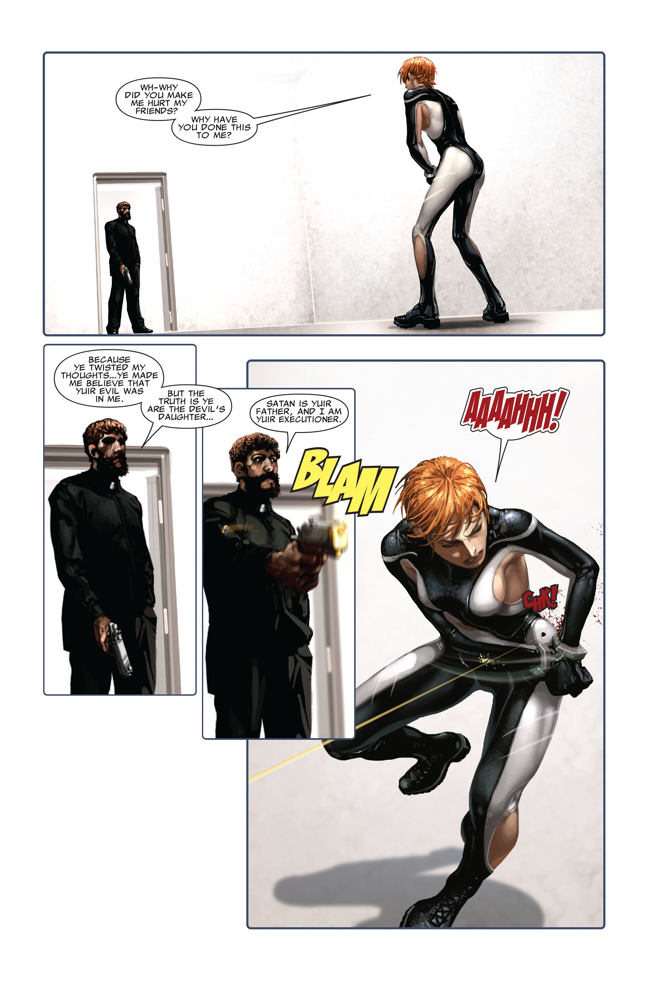 Read online X-Force (2008) comic -  Issue #5 - 16
